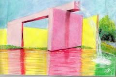 Anna Paola Ortega Arellano - Los Clubes Fountain