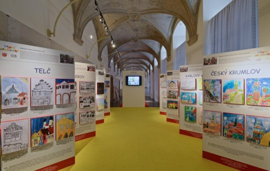 Photogallery from the exhibition in the Monastery of George