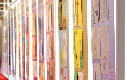 Fotogalerie z výstavy architektonický detail a umění v architektuře
