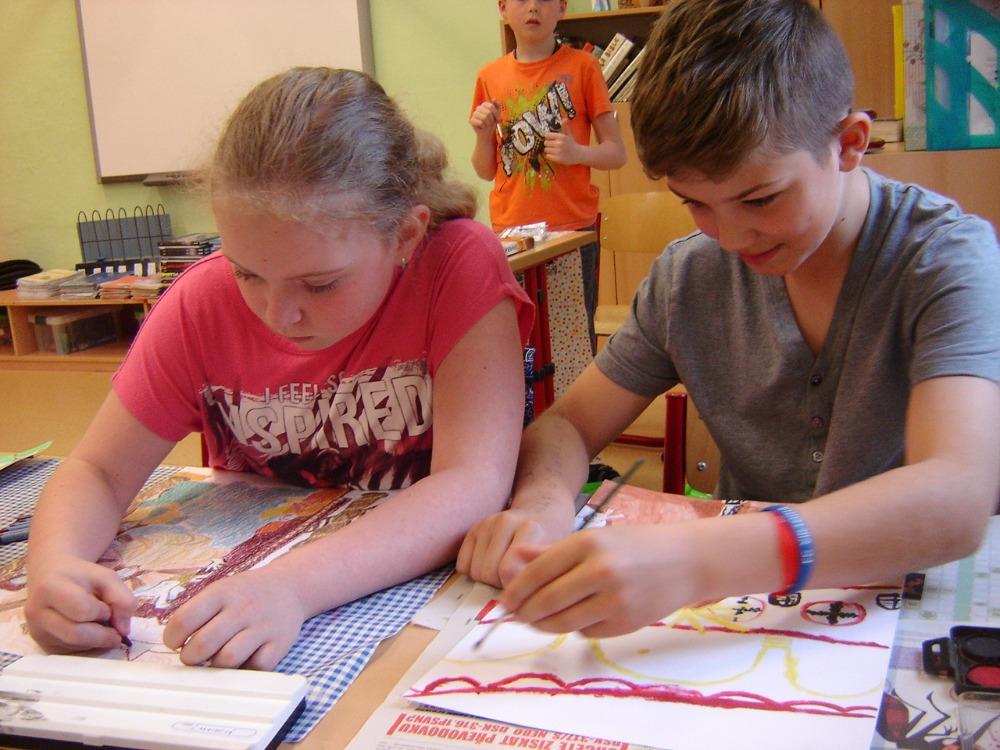 Essays from Elementary school Dobřany