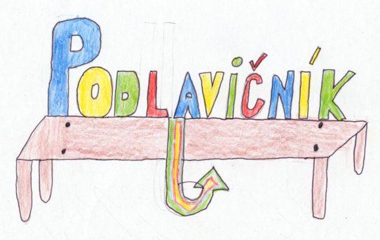 Article from school magazine Podlavičník