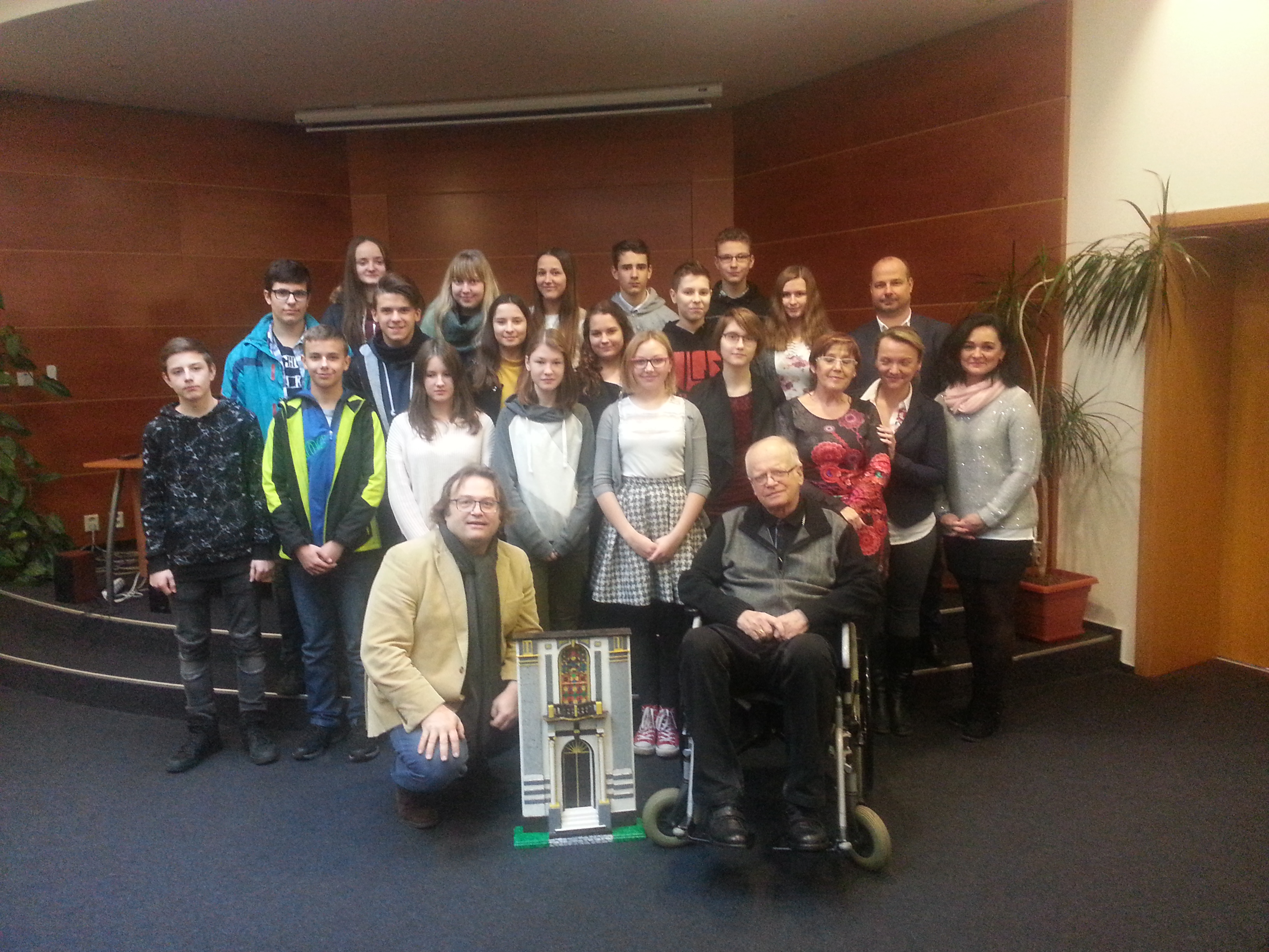 The second pre-Christmas meeting in Ostrava