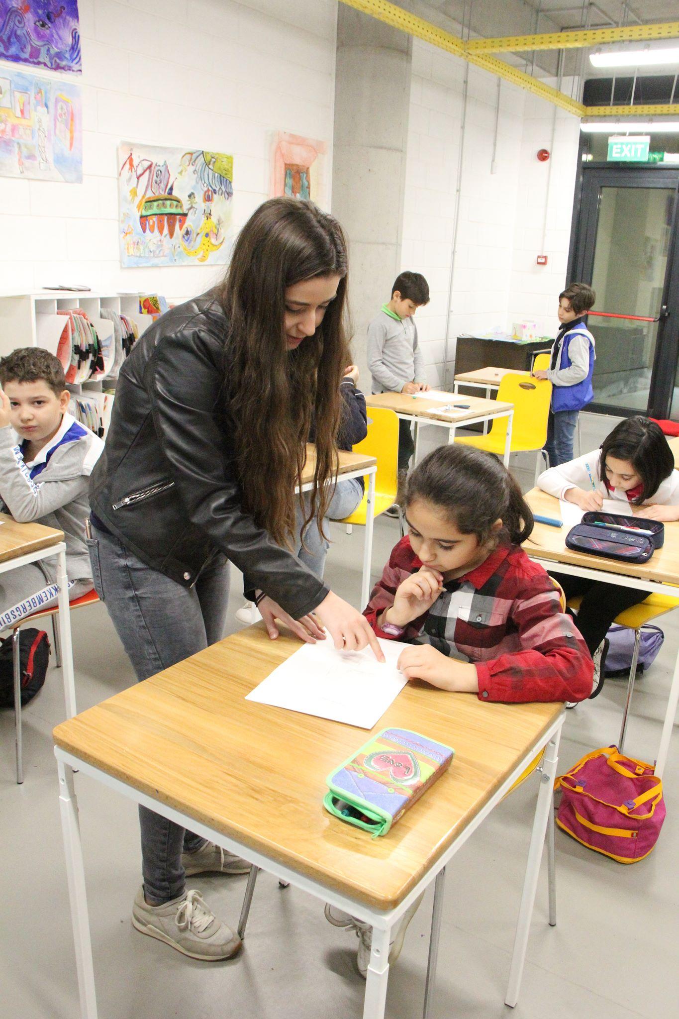 Arménie - Ayb School