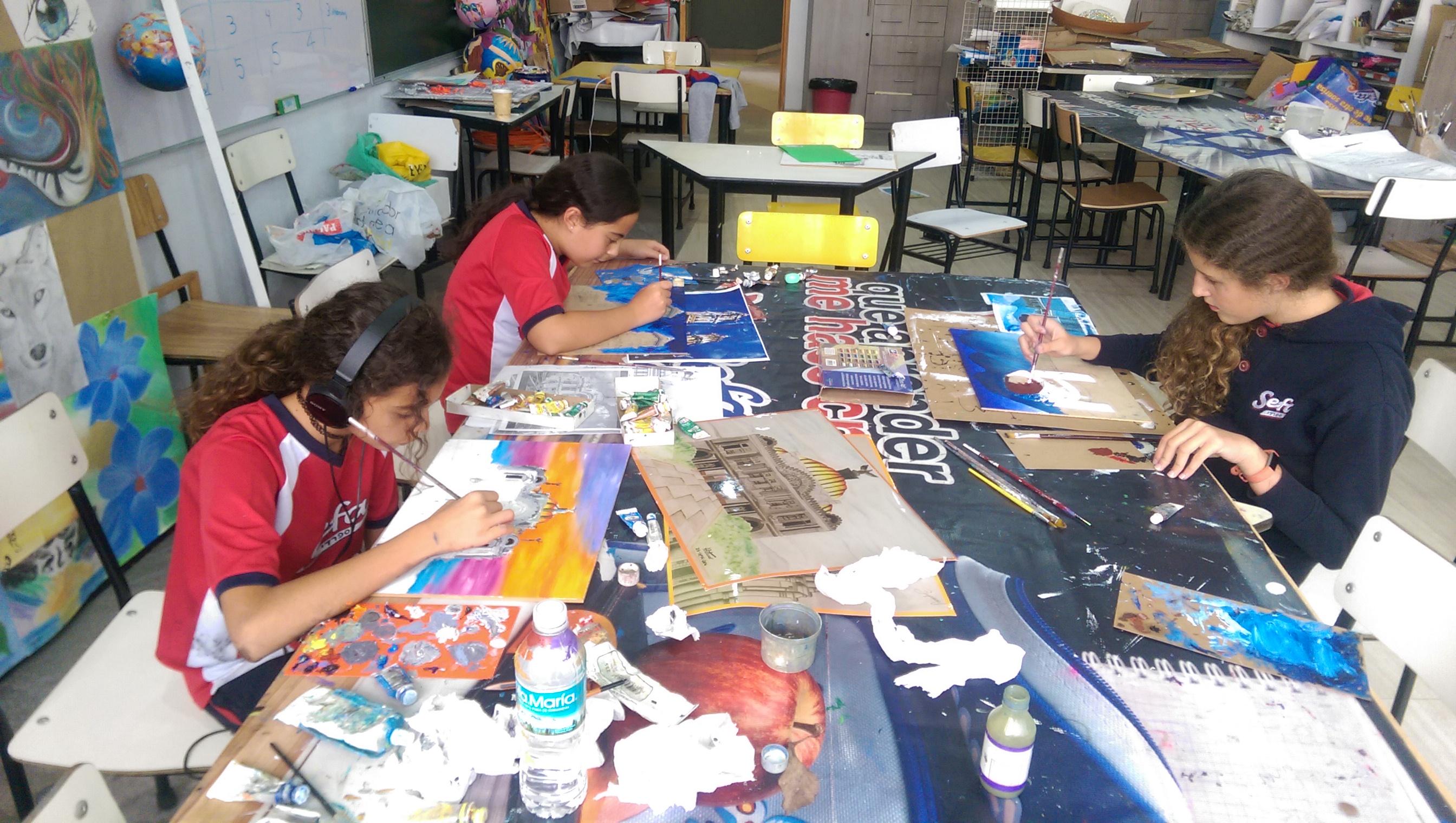 Mexico - Colegio Hebreo Sefaradi