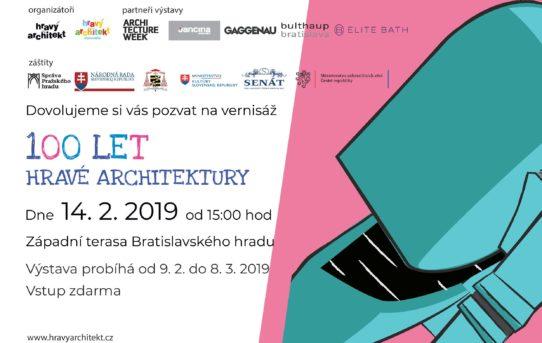 Pozvánka na výstavu na Bratislavském hradě
