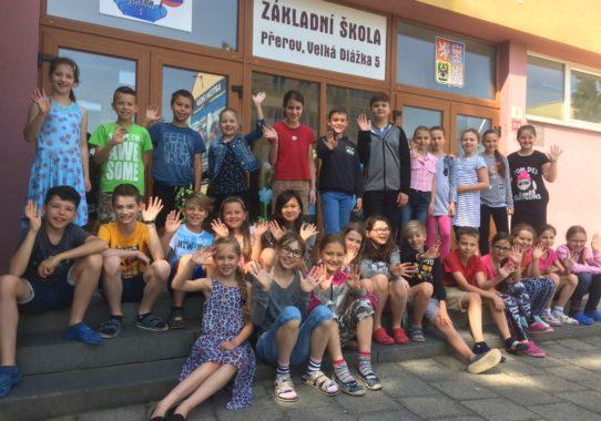 (Čeština) Základní škola Přerov
