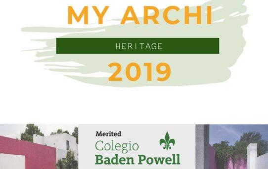 (Čeština) Moje architektonické dědictví - MEXIKO